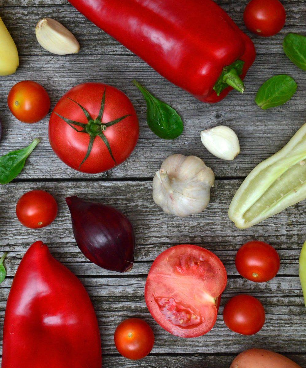 Verdure rosse, perché fanno bene, benefici e proprietà