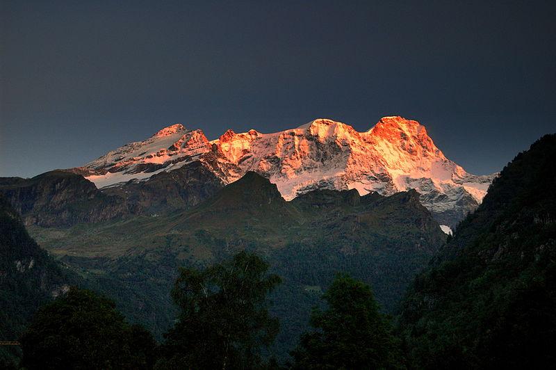 Visitare il Monte Rosa, cosa vedere e cosa fare